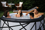 Premium Soho Square Bubble Spa *UITVERKOCHT_