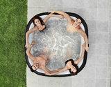Premium Soho Square Bubble Spa (6 personen)_