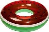 Watermeloen opblaasbare zwemband_