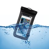 IPX 8 waterdichte drijvende telefoon hoes_