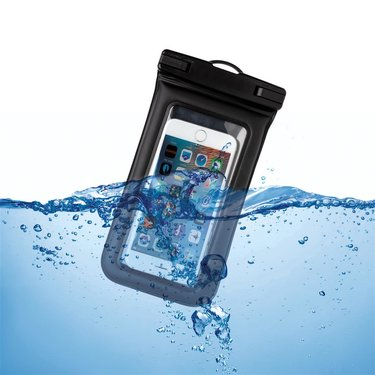 IPX 8 waterdichte drijvende telefoon hoes